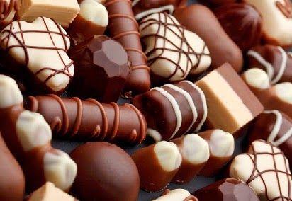 Resep Cara Membuat Coklat Praline Resep Kue Coklat Coklat Resep Kue