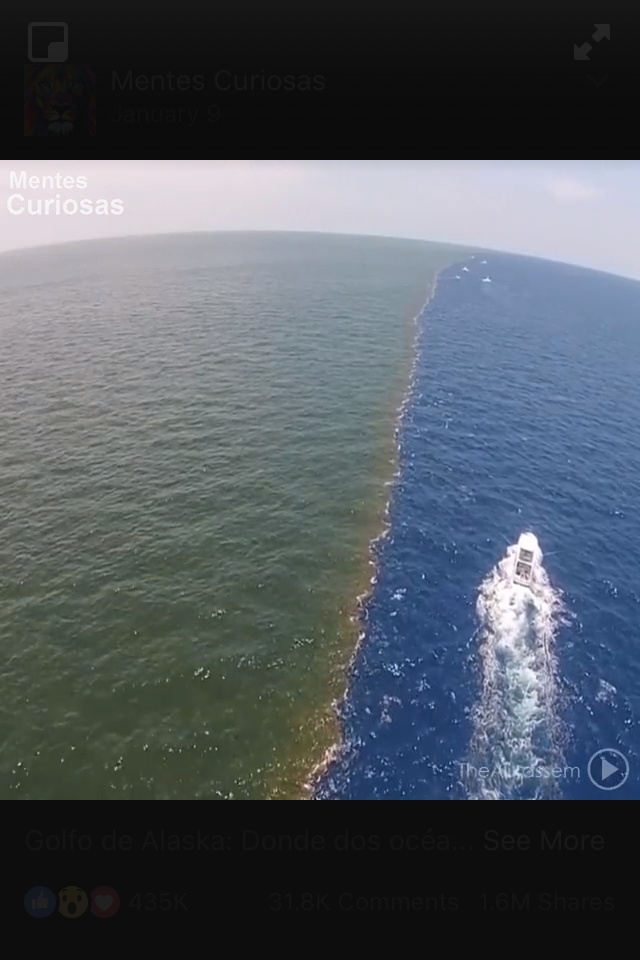 where 2 oceans meet alaska