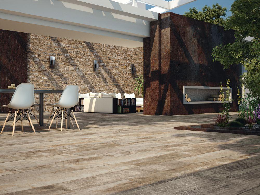 Gres para exteriores buscar con google exteriores - Baldosas terraza exterior ...
