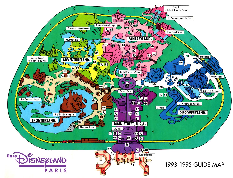 All About Map Of Disney Village Dlp Guide Disneyland Paris