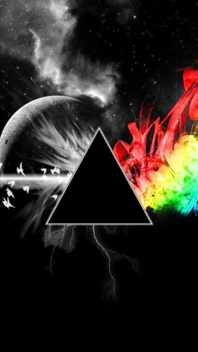Simplywallpapers Com Pink Floyd The Dark Side Of The Moon Prism Pink Floyd Wallpaper Pink Floyd Wallpaper Iphone Pink Floyd Artwork Iphone wallpaper dark side of moon