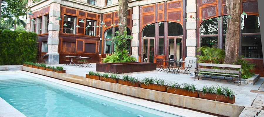La Alondra Hotel Factoria Asunción Paraguay