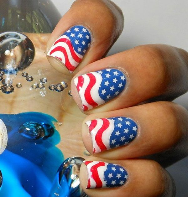 4th-Of-July-Nail-Art-Designs-Supplies-Galleries-For-Beginners-3 ...