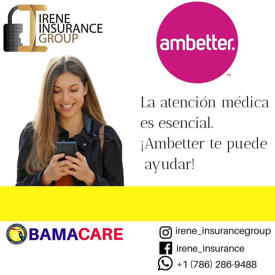 La salud de nuestros afiliados es importante para nosotros, ahora y siempre. Por eso puede contar con nosotros para la cobertura de los análisis y el tratamiento del COVID-19. Además, si ha perdido el acceso al seguro, le ayudaremos a obtener la cobertura que necesita. Porque proteger la salud de las personas es la razón por la que estamos aquí, y eso es lo que siempre haremos. Irene Funez R. Agente de Seguros 📲+1 (786)286-9488 📬irenefunezinsurance@gmail.com Compra tu seguro ya!!!! #ireneinsur