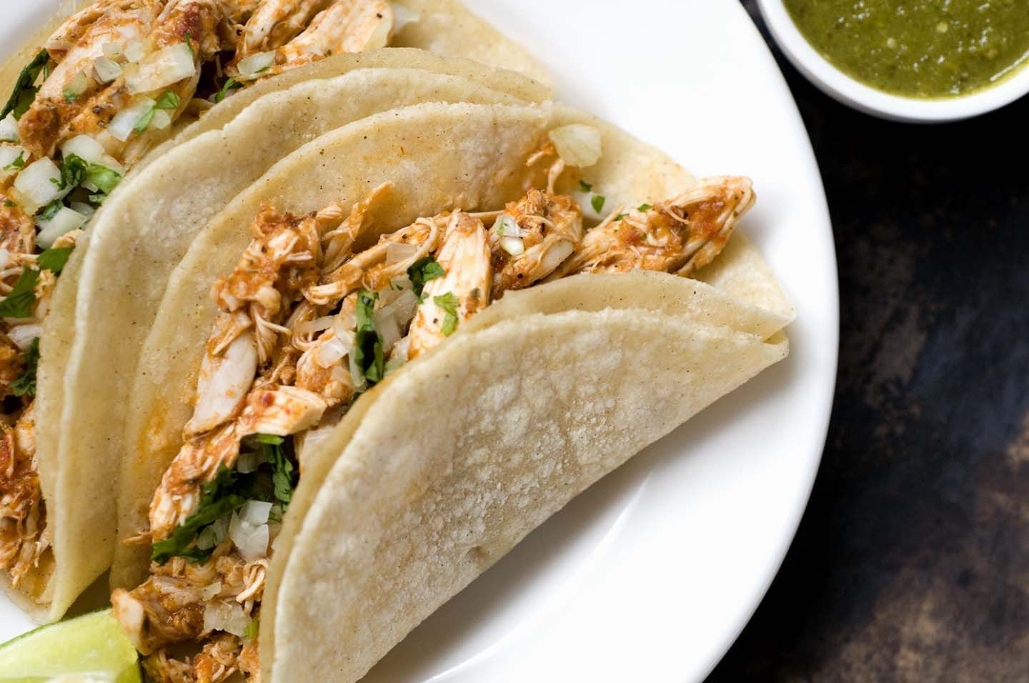 Chipotle chicken tacos homesick texan with images
