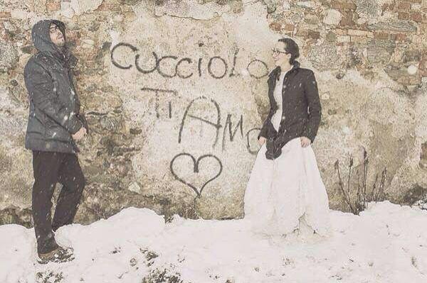 Matrimonio Tema Neve : Matrimonio tema neve alessandro tosetti