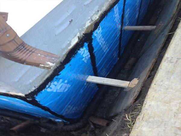 Drainage Pump Garage Plans Floor Plans Best Foundation Foundation Contractor Foundation Repair In Winnipe Foundation Repair Tile Repair Leaking Basement