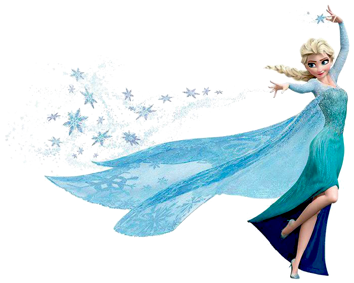 Frozen Elsa Clip Art Imagenes De Frozen