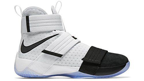 8fa533185211 Nike Zoom LeBron Soldier 10 Black Toe 844378-102