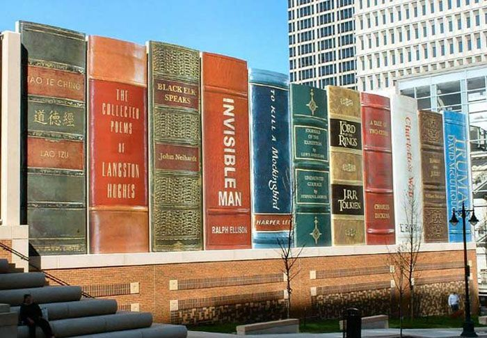 Library-Parking-Garage-Kansas-City_collabcubed ~ too cool!