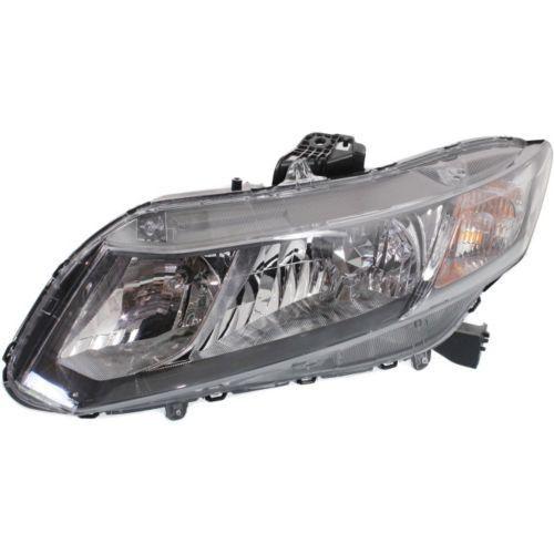2013-2015 Honda Civic Head Light LH, Assembly
