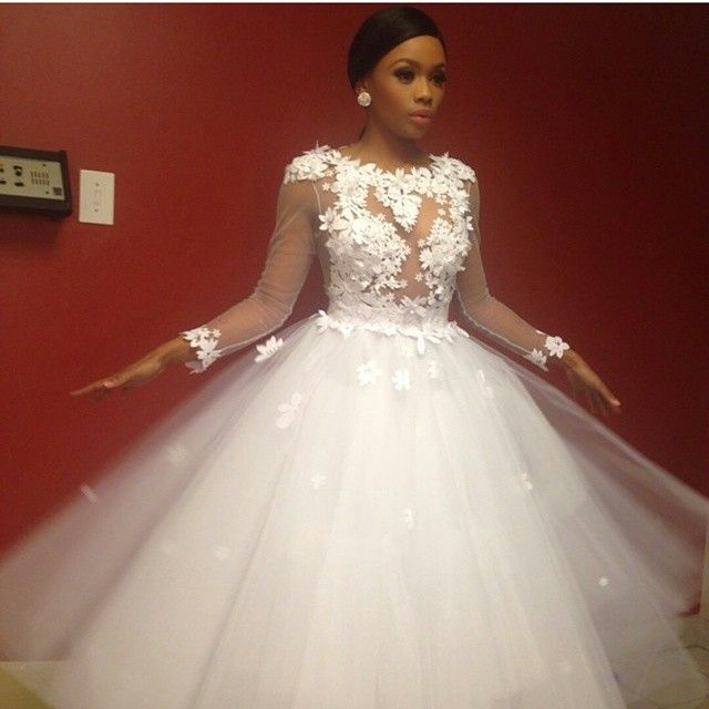 Wedding Gowns In South Africa: Bonang-methab-wedding-dress In 2019