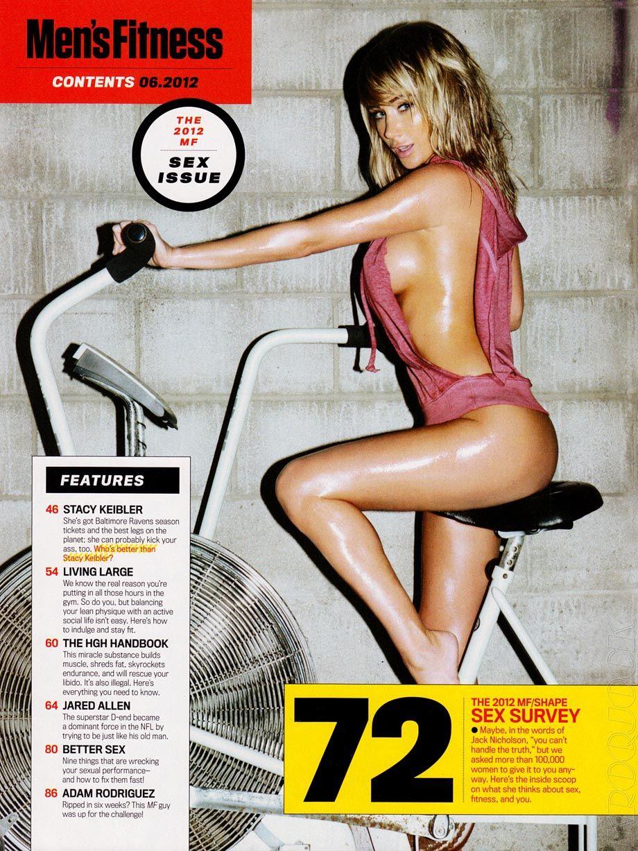 Sara Jean Underwood Bike Simple sara jean underwood men's health | men's health | pinterest