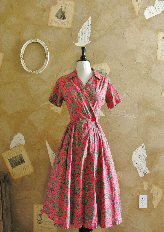 Doors 1940 style dress