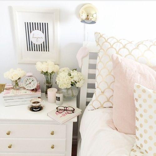 Imagem de bedroom, decor, and room