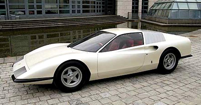 Ferrari P6 Speciale Pinifarina (1968)