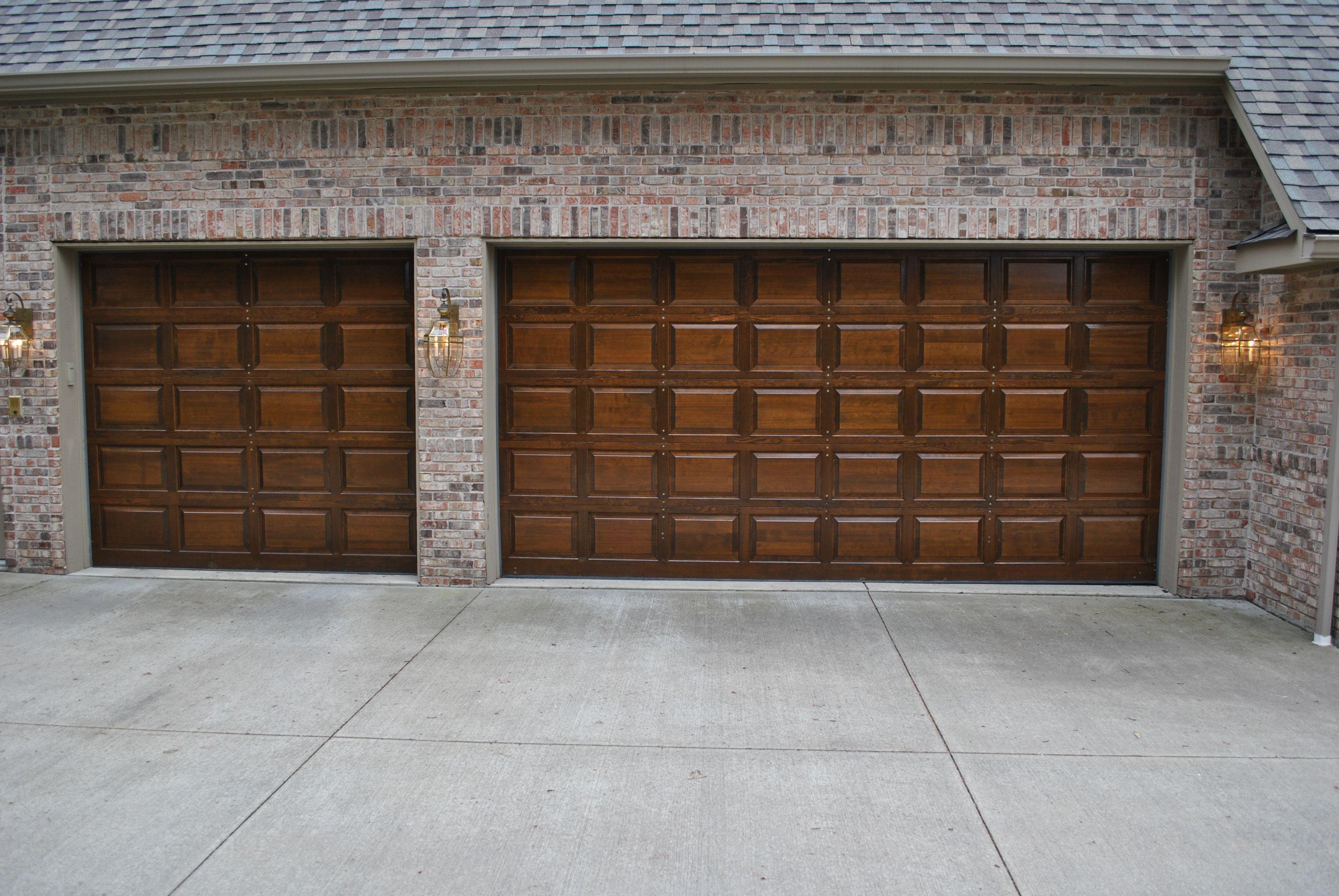 2592 #61412B Garage Door Dark Brown Garage Door Colors Pinterest Doors  save image Dark Garage Doors 36573872