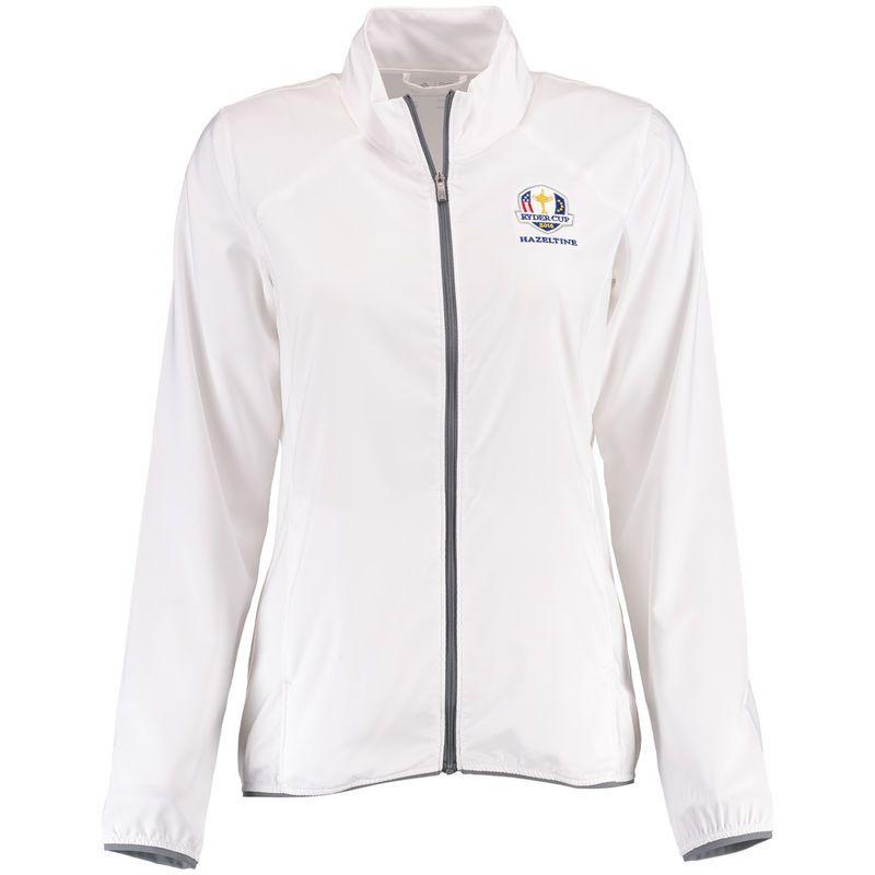 Adidas® Women's Black Essentials Full Zip Wind Jacket