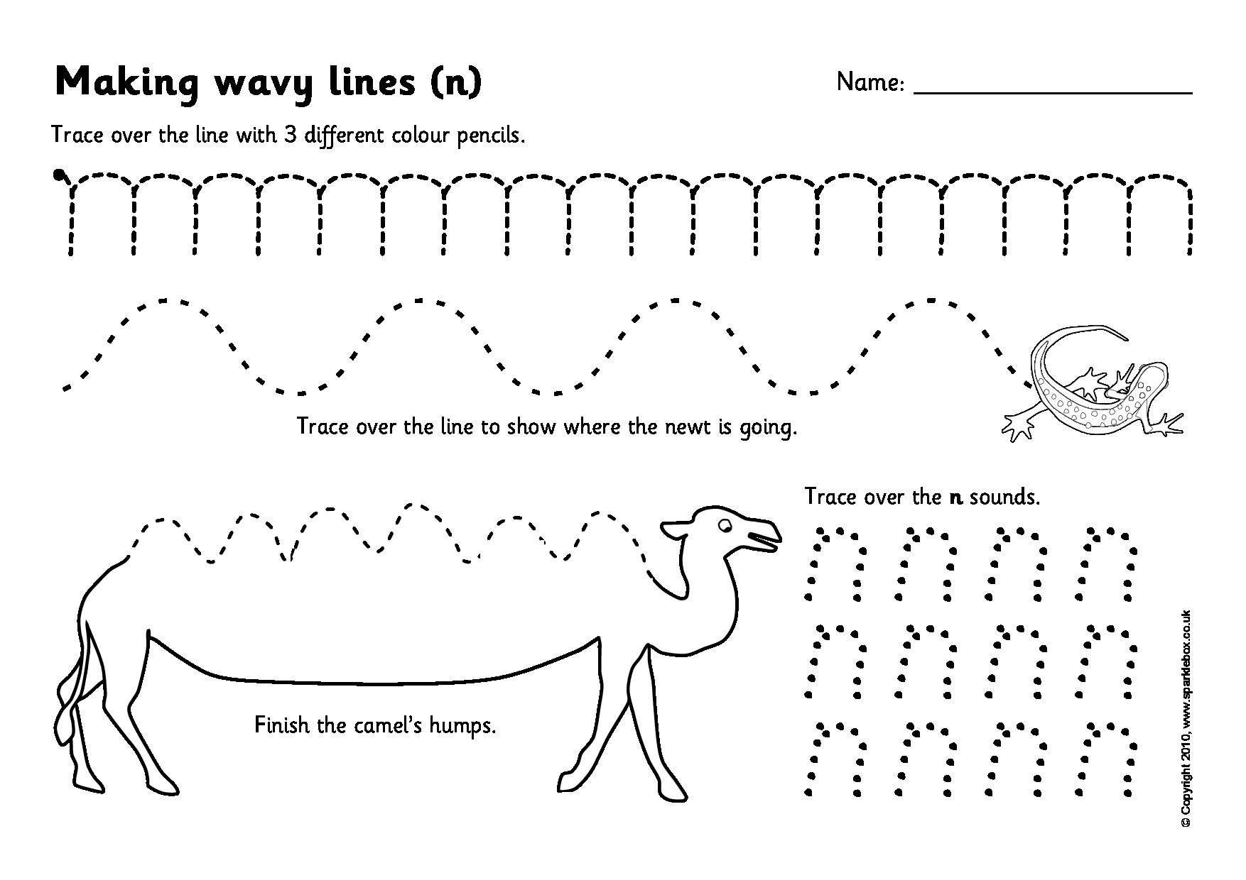 Vbs 4 8 Pre Writing Preschool Writing Writing Skills [ 1240 x 1754 Pixel ]
