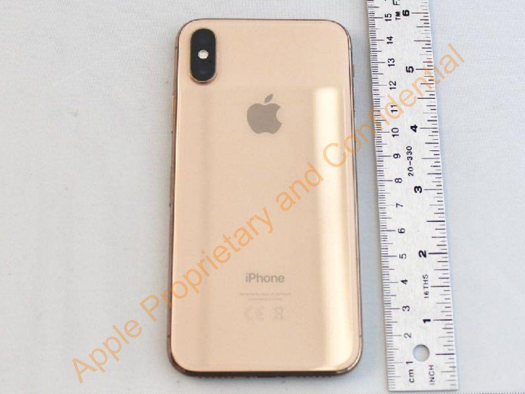 Apple Hizo Un Iphone De Oro X Y Nunca La Solto Aqui Estan Las Fotos Aapl Iphone Gold Iphone Phone