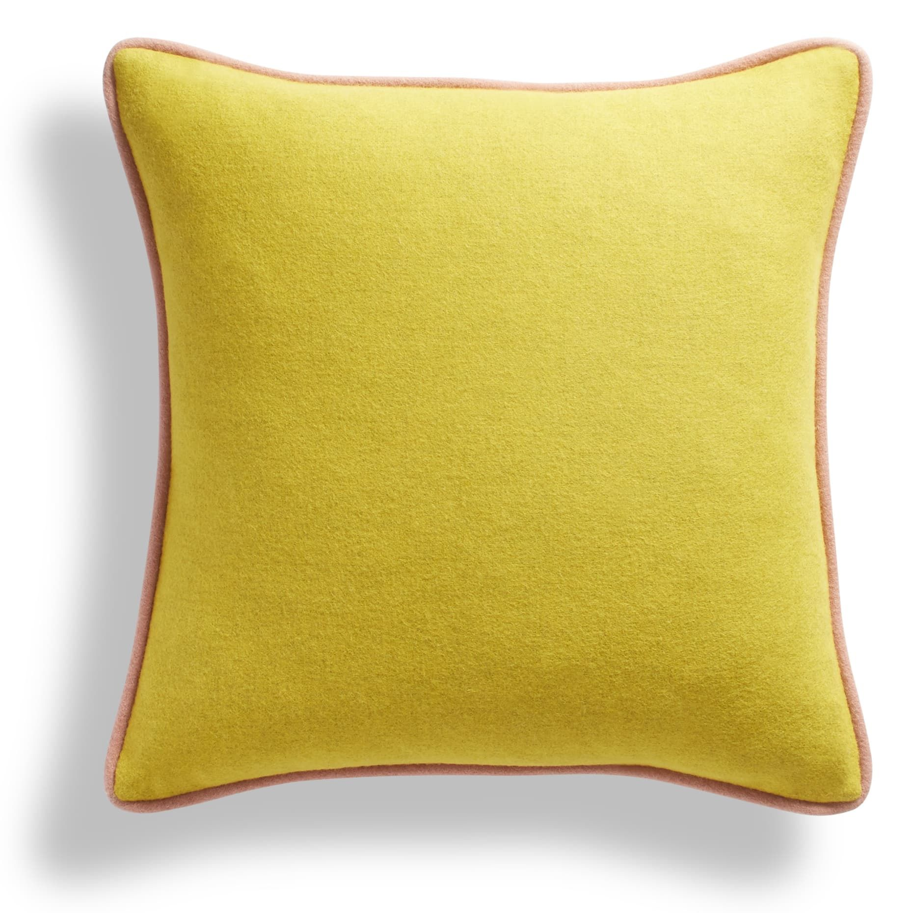 Outdoor Pillows Piped 20 in. Square