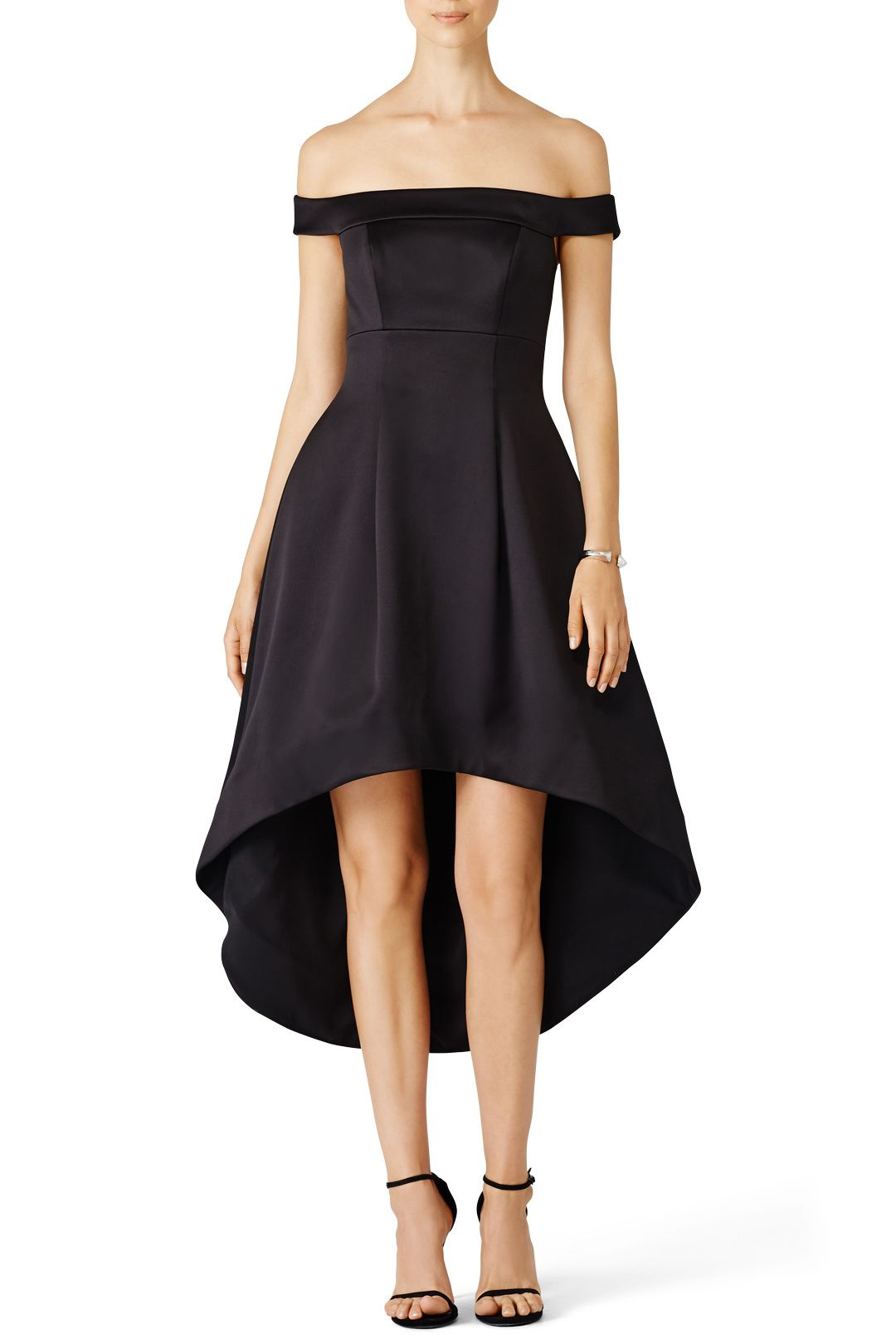 cda495d311 Rent Black Bonded Dress by Cynthia Rowley for  75 only at Rent the Runway.