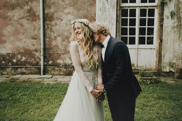 Wedding hairstyles for long hair { how to achieve your perfect bridal coif }