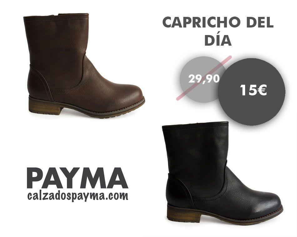52b9ff73c5f5b Date un  capricho  botas por sólo 15€ en http