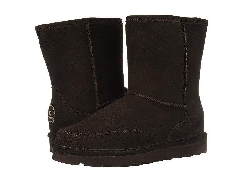 Bearpaw Brady boot. Suede upper