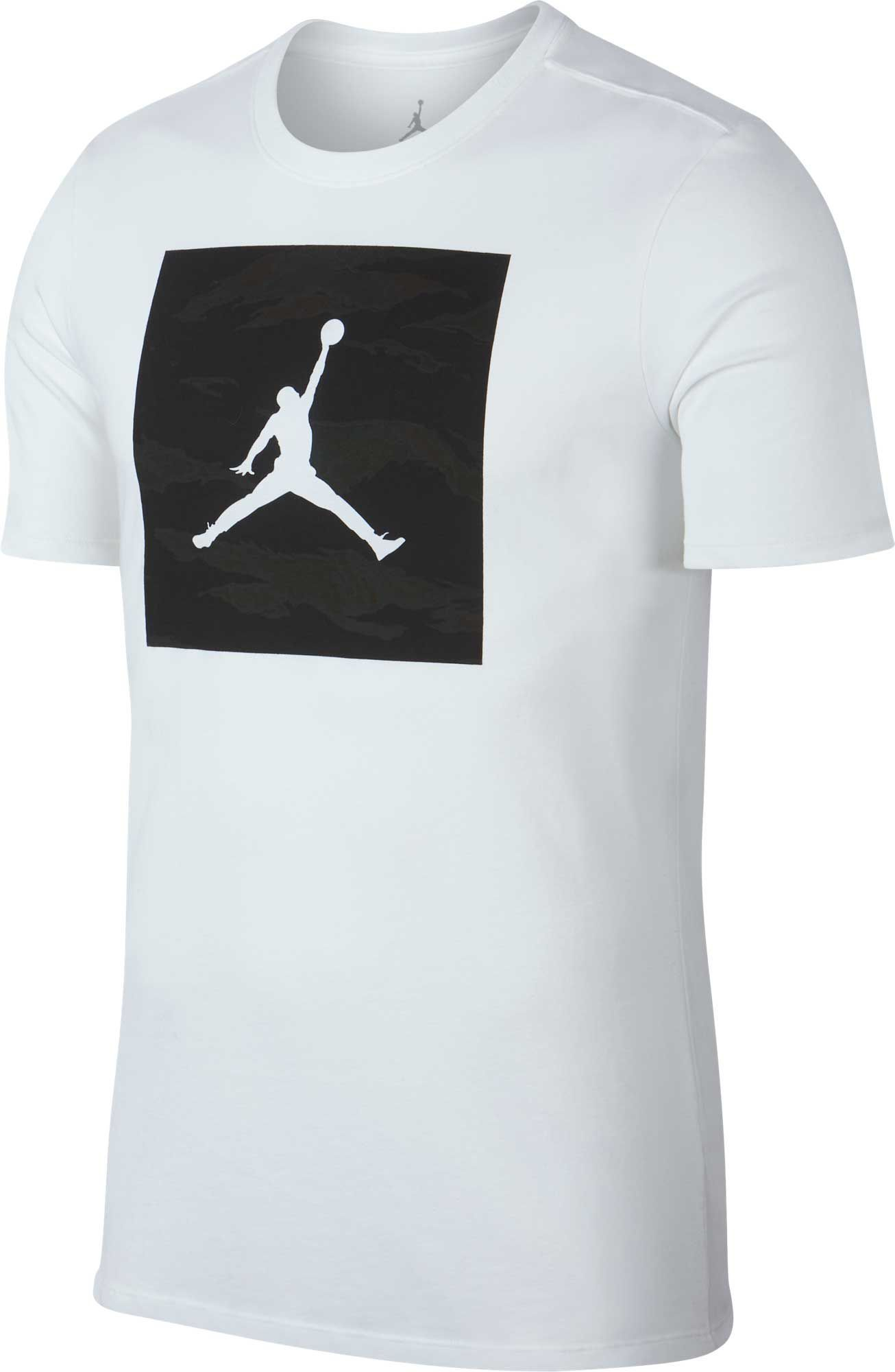 free shipping 865b5 6a5f8 Jordan Men s Iconic 23 7 Graphic T-Shirt, White