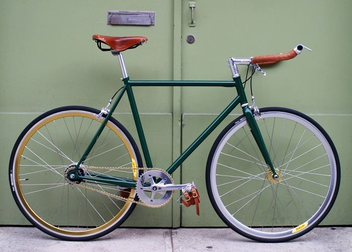Bikes Mission Bicycle British Racing Green Green Bicycle Vintage Mountain Bike