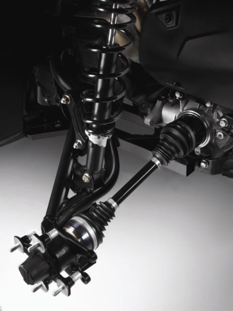 2015 Can-Am Outlander L MAX 500 DPS Suspension Rear | 2015