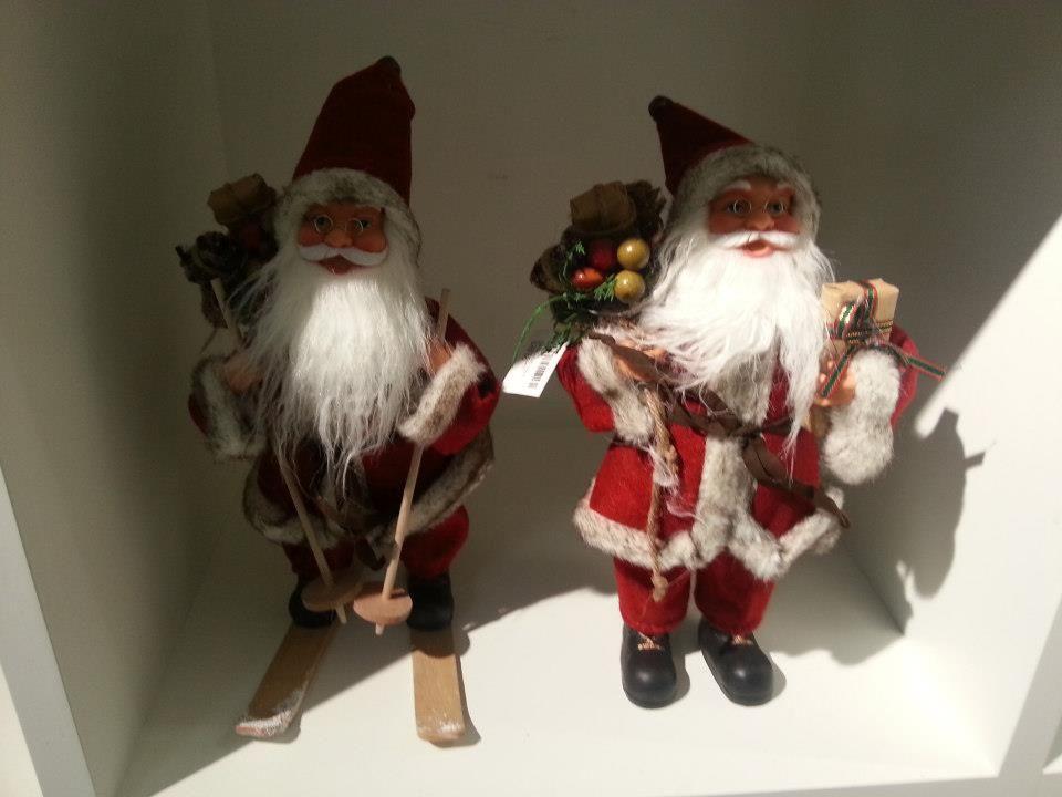 Santa figurines homeward christmas santa figurines