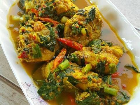 Resep Tenggiri Woku Belanga Oleh Xander S Kitchen Resep Memasak Resep Masakan Resep