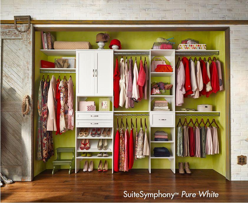 Wonderful Closet Maid/Home Organization Http://www.closetmaid.com/en