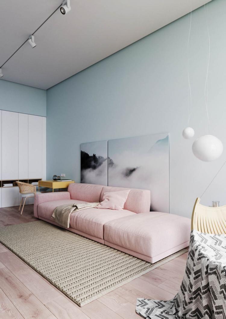 32+ Beautiful Pastel Home Decor Schemes Ideas homedecor schemes ...