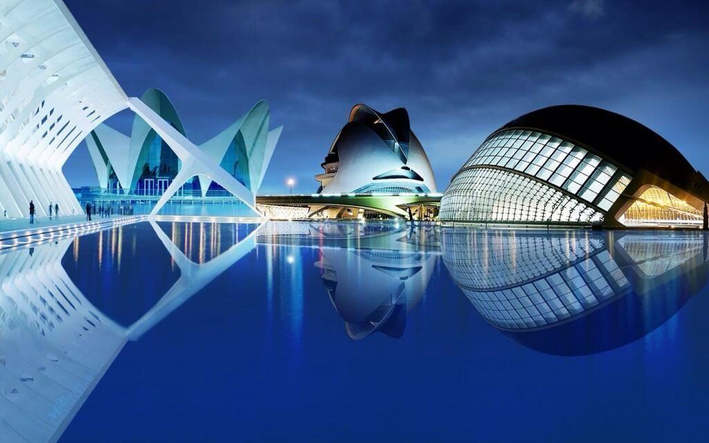 España En Imágenes On In 2019 Valencia Spain Santiago Calatrava Valencia