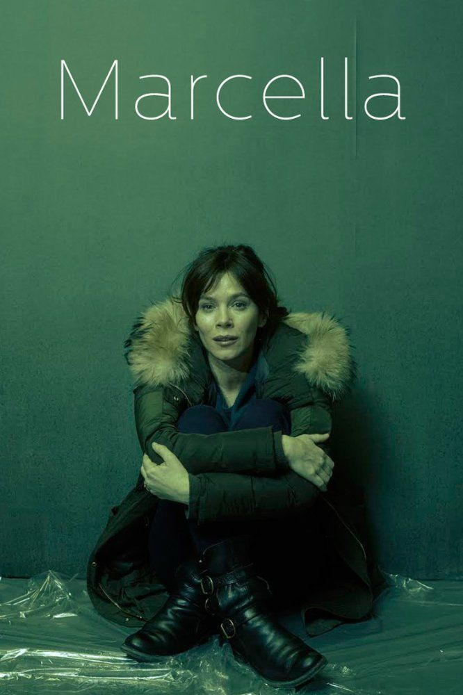 Marcella Tv Series 2016 Imdb Anna Friel Tv Series
