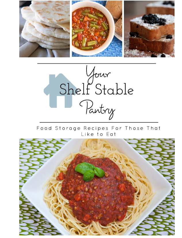 Simply delicious food storage recipe e book food storage recipes a collection of food storage recipes for those who want to enjoy eating even when life forumfinder Choice Image