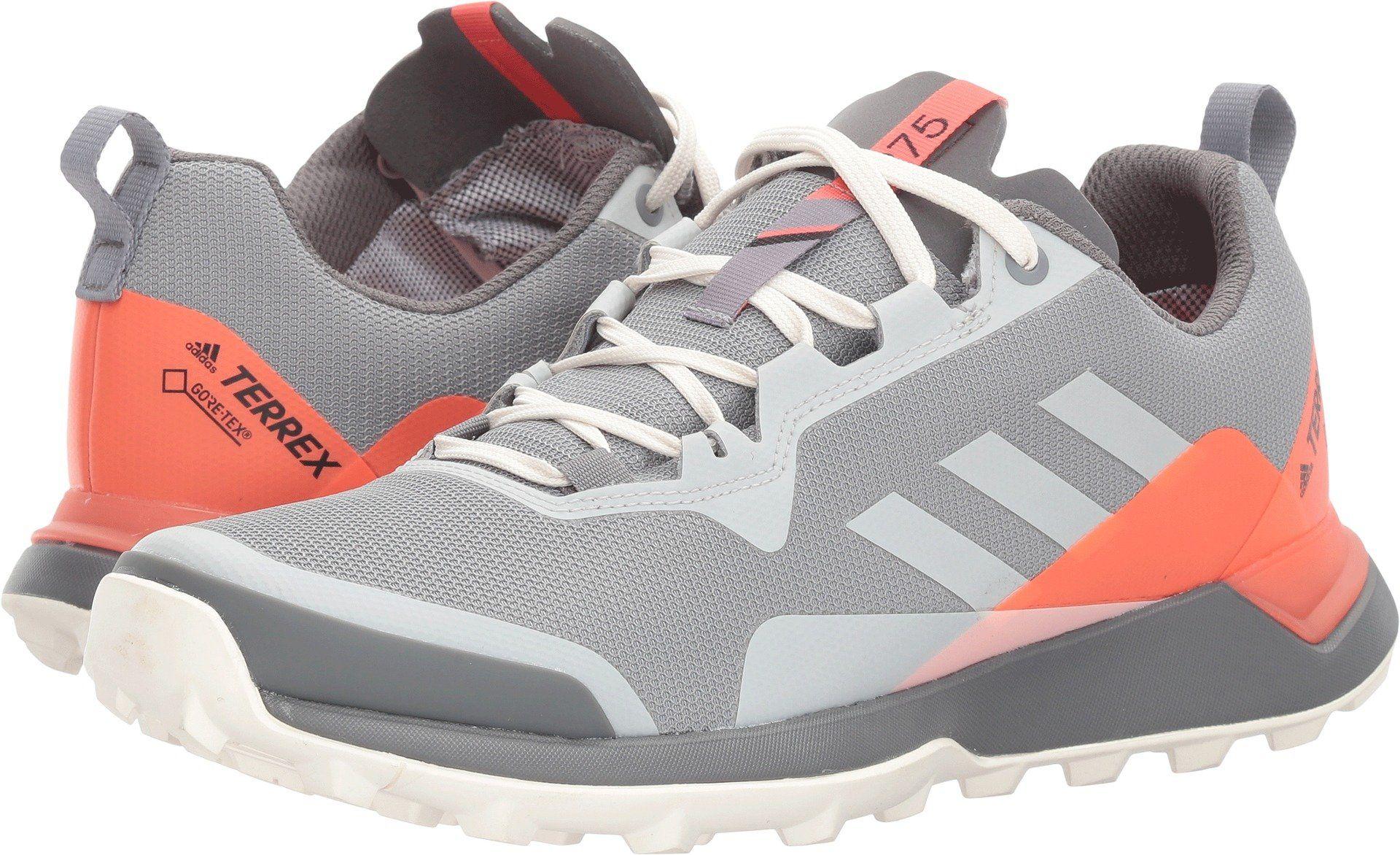 5c579d7716 adidas Outdoor Womens Terrex CMTK GTX Grey Three/Chalk White/Easy ...