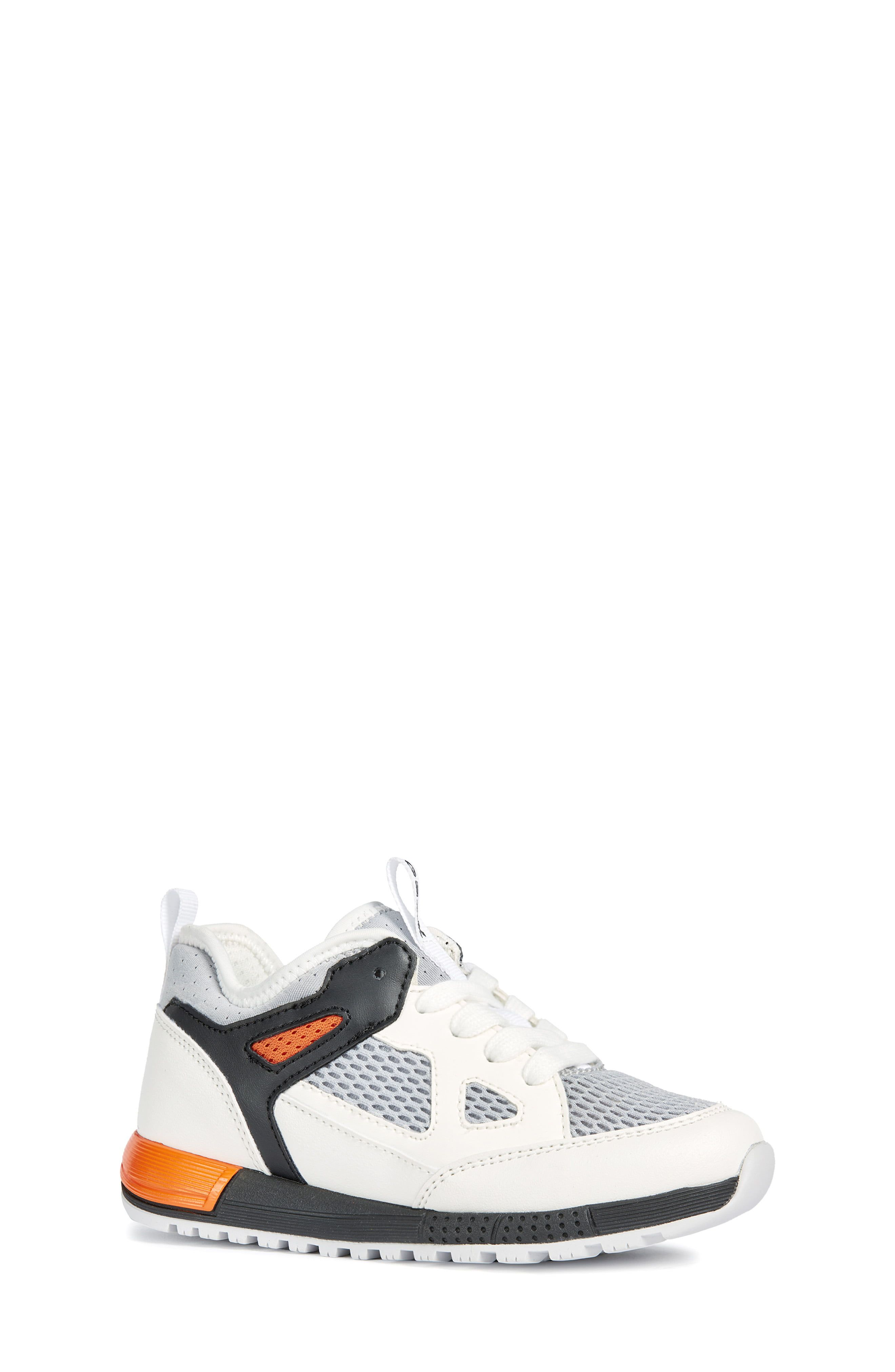 Toddler Boy S Geox Alben Sneaker Size 10 5us 28eu White In 2019 Sneakers Big Kids Nordstrom