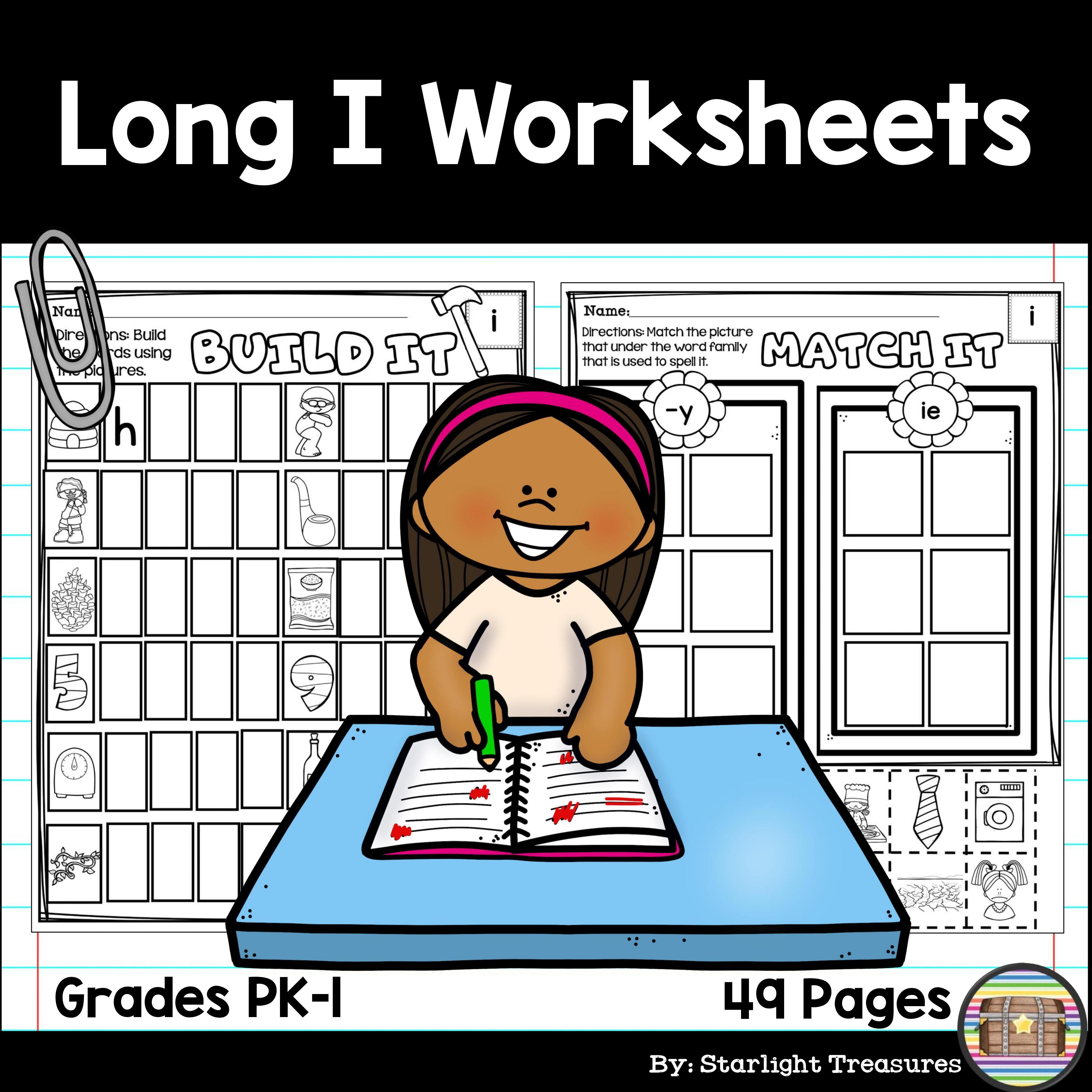 There Are Almost 50 Worksheets To Help Students Learn All
