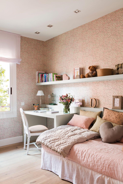 15 habitaciones perfectas para estudiar bedroom - Decoracion habitacion individual ...