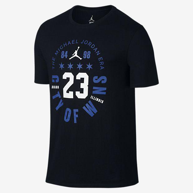 Jordan Graphic (Chicago) Men's T-Shirt