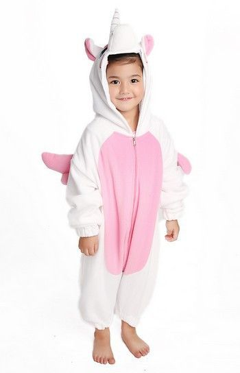 6e14d1a7d486 Now your kid can be the most magical unicorn in the land with this Pretty  Pink Unicorn Onesie. This Onesieful Onesie is made of the prettiest pale  pink and ...