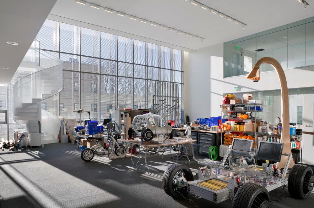 Mit Media Lab Leers Weinzapfel Associates Architecture Technology Design Design