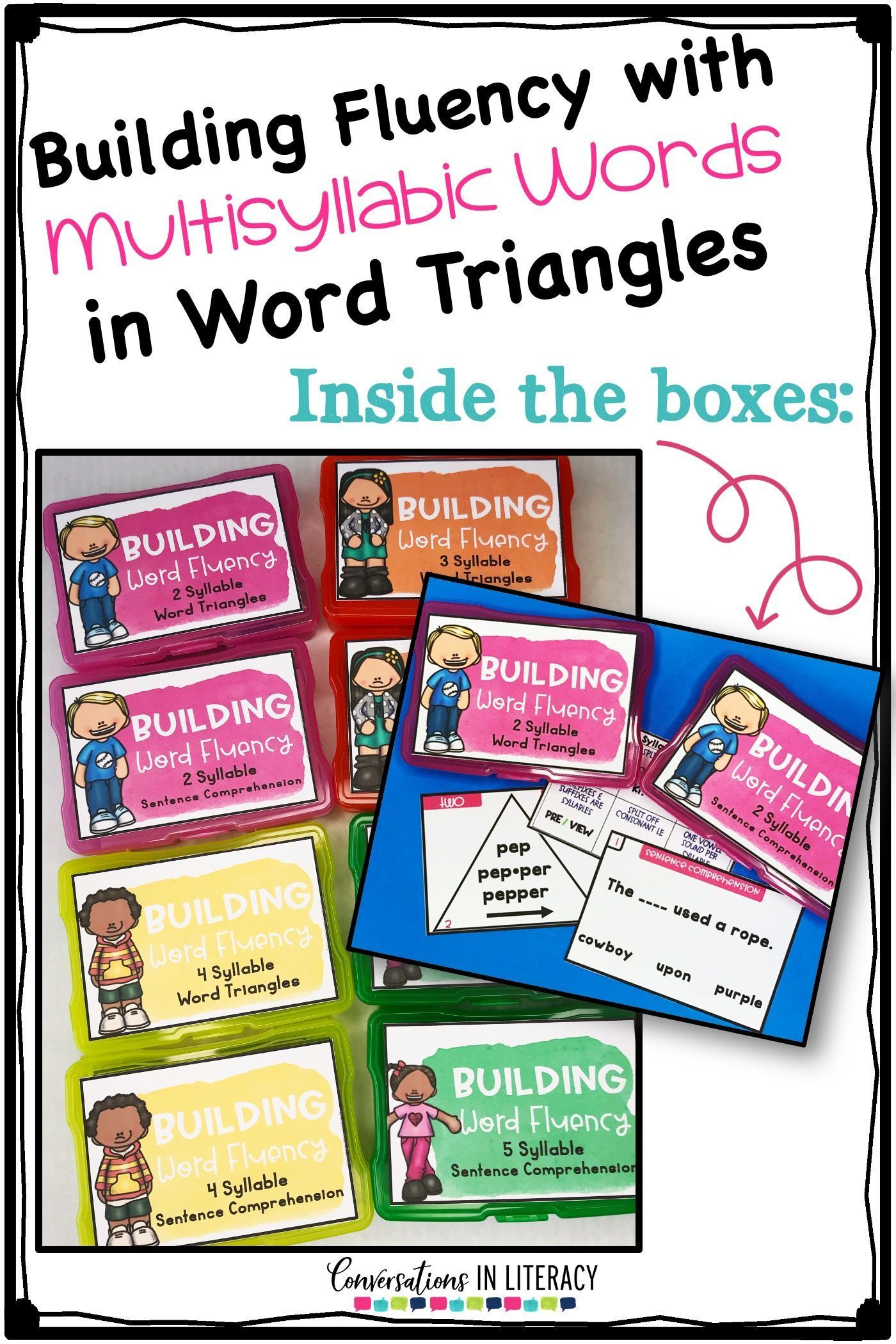 Decoding Multisyllabic Words Worksheets 5th Grade   Printable Worksheets  and Activities for Teachers [ 2100 x 1400 Pixel ]