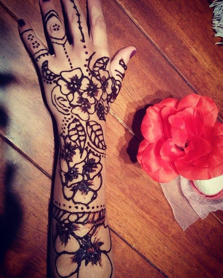 #henne #henna #meilleuramie #inspiration #art