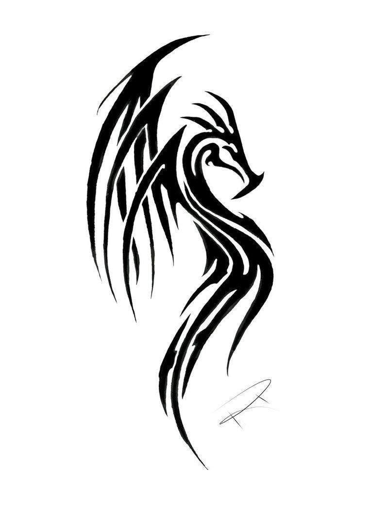 Tribal Dragon Tattoo Hand 1000 Images About Drachen On Pinterest Pet Dragon Chinese Photo Tribal Dragon Tattoos Tribal Dragon Tattoo Dragon Tattoo Designs