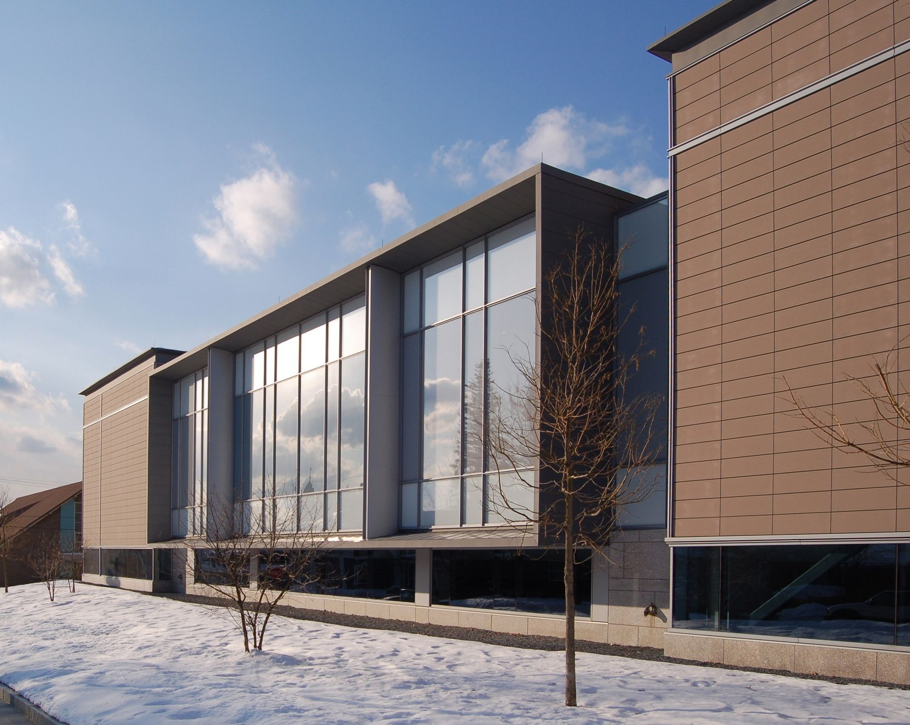 Curtain wall facade elevation - Architectural Terra Cotta Panels Google Search